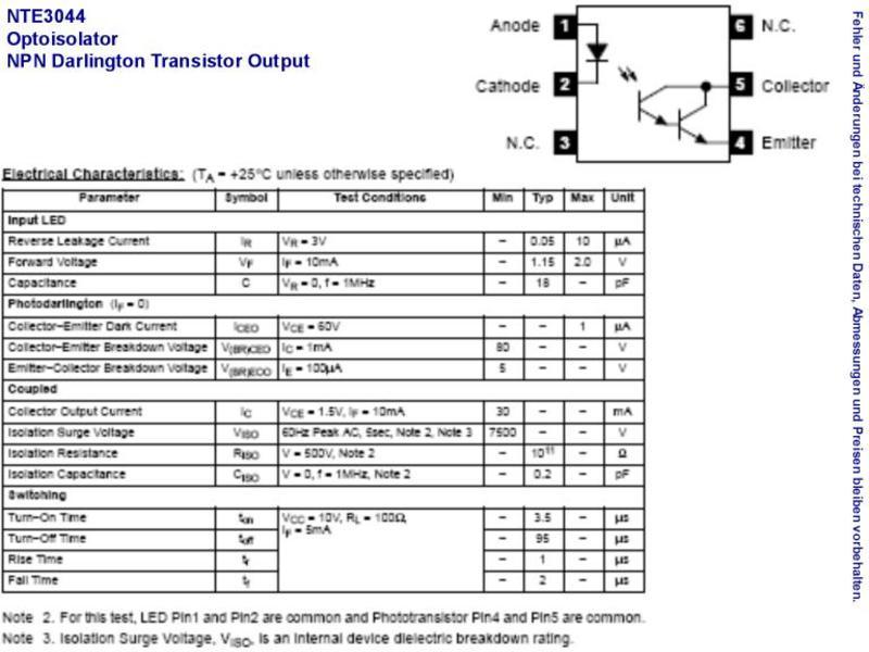 Enchanting Opto Isolator Symbol Ideas - Schematic Diagram Series ...