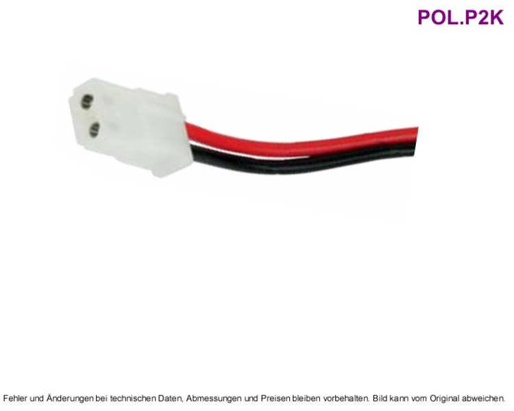 Enjoyable Amp Connector 2 Pole Female With Cable 240Mm Grieder Elektronik Wiring Cloud Pimpapsuggs Outletorg