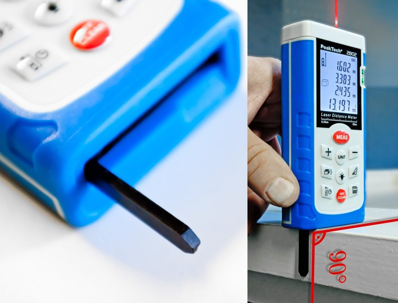Laser Entfernungsmesser Für Architekten : Laser entfernungsmesser m grieder elektronik bauteile ag