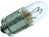 Miniature Light Bulb 22V 40mA (5.7x15.87mm) T1-3/4 MG (457MG)