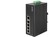 Planet IP-30 Industrieswitch 5 x 10/100Mbps, 4 x POE