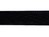 Glass Fibre Sleeve 3mm Black with Silicone Sheath