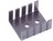 NTE402 Heat Sink TO3P TO126 TO127 TO202 TO218 TO220 (2 ea)