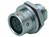 Push-Pull Connector Front Mount 2-Pole Female 250VAC 13A IP67