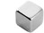 10 Cubes of Neodymium-Magnets 5x5x5mm Nickel-Plated RoHS