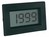 3-1/2-digit LCD 13mm 200mVDC Without Backlight PeakTech LDP-135