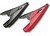 SureGrip Alligator Clips 1x Red 1x Black Fluke AC285