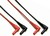 Fluke TL22 DMM Silicone Test Leads L=1.5m Red and Black