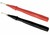 Slim Reach Flat Blade Test Probes in Pairs Red and Black Fluke T