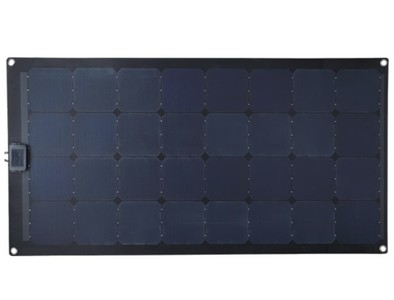 flexibles solarmodul 100 watt 12 volt 2 5 mm duenn ultrale grieder elektronik bauteile ag. Black Bedroom Furniture Sets. Home Design Ideas